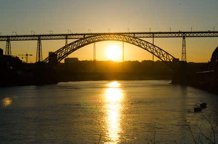 luis: Dom Luis I bridge