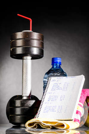 sport nutrition photo