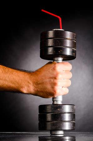 sports nutrition Stock Photo - 14973617