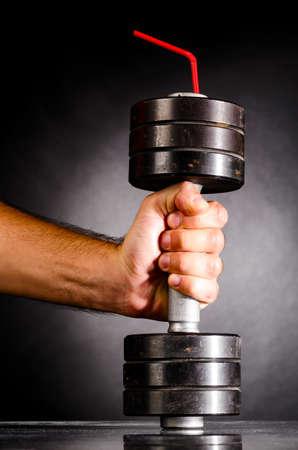 sports nutrition Stock Photo - 14973621