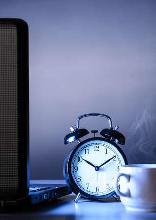 work at night Stock Photo - 16686687