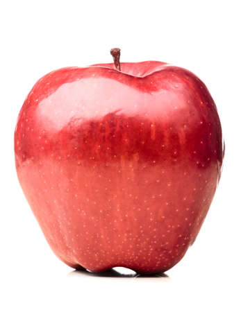 red delicious apple  photo