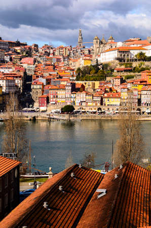 Douro river at Porto photo