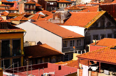 city roofs at Porto photo