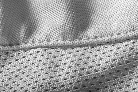 texture of a modern sport clothing fabric photo