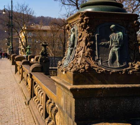view of old town, Prague, Czech Republic
