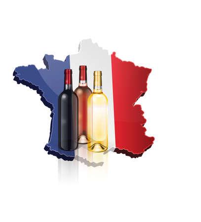 blanc: vins de france
