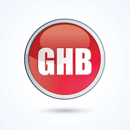DRUG ghb Stock Vector - 15643701