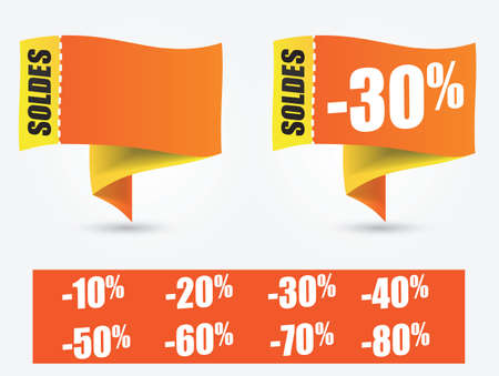 Retail   Sale   discount Vector