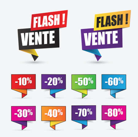 retail   Sale Vector