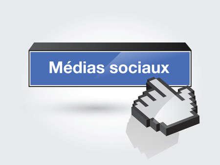 followers: social media Vettoriali