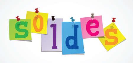mb: Commerce - Retail   Sale for kids Illustration
