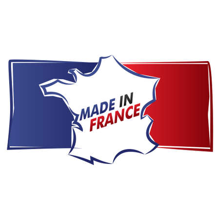 french produce: product, made in france