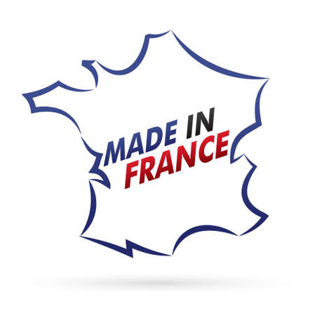 manufactured: product, made in france