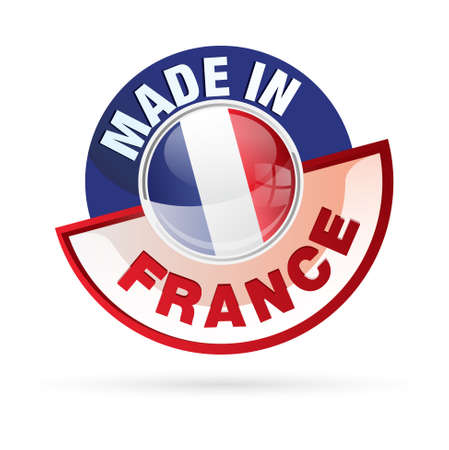 product, made in france Vector
