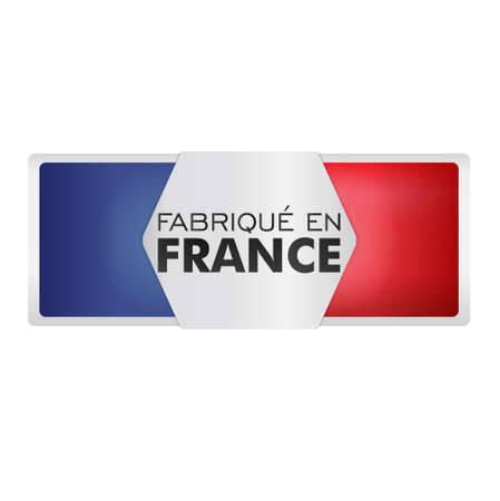 made in france - fabriqu� en france Vector