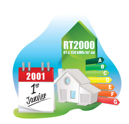 HOUSE RT 2000 - RT2000 Stock Vector - 17477390