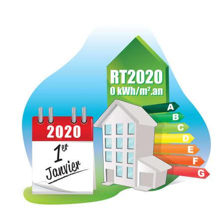 building RT 2020 - RT2020 Stock Vector - 17477393