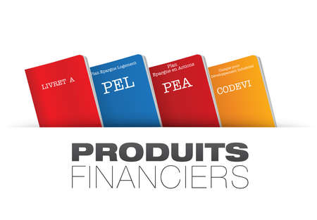 industrialist: codevi, pea, pel, ldd,livret A  financial product