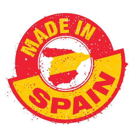 made in spain Vector