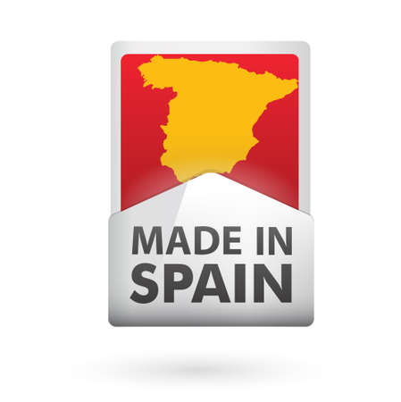 article marketing: sale retail Made in spain Illustration