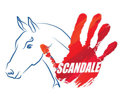 pig iron: scandal - horse meat