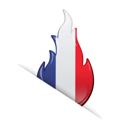 quality regional: Flame   made in france