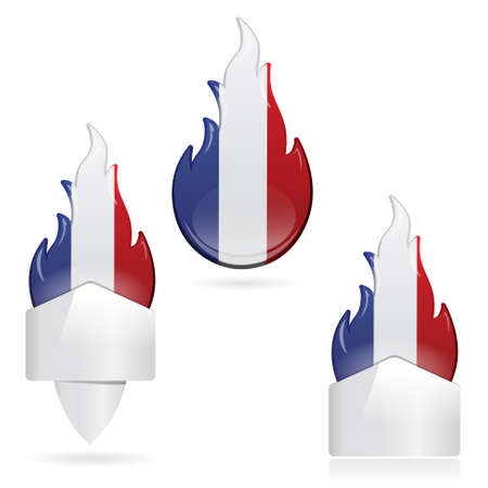 Flame   made in france