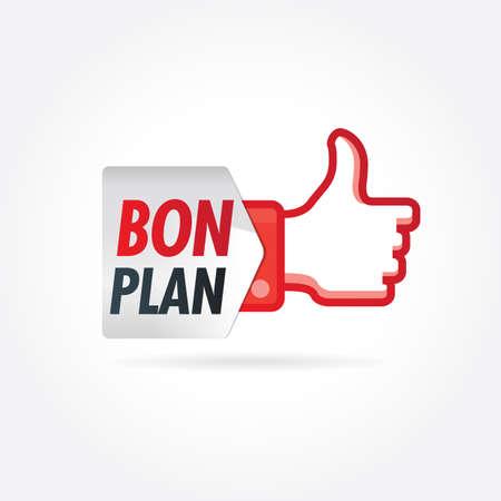 Advertising   bon plan