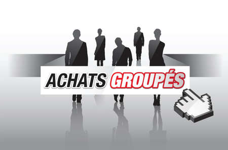 purchasing: icon   achats groupés