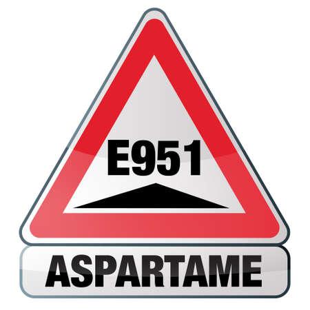 aspartame - E951