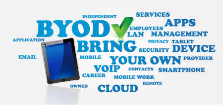 BYOD - bring your own devices