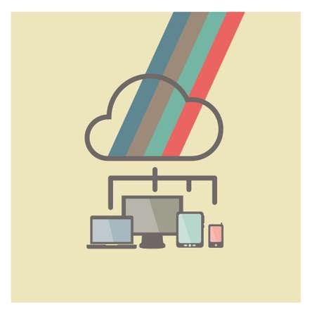 symbole: cloud