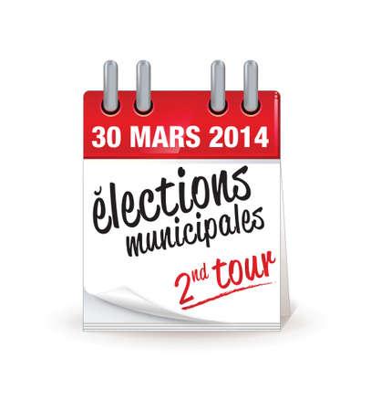 republique: élections municipales en france en 2014