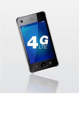 lte: smart phone 4G LTE