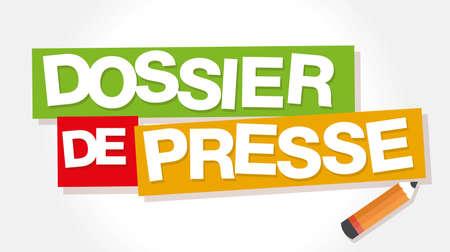 press media: press kit