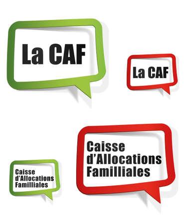 imposition: fund  's child benefits - CAF