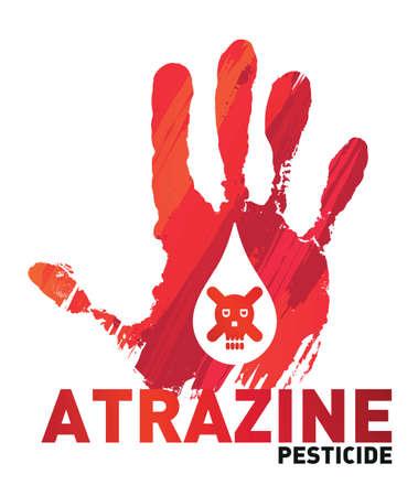 waterpolo: atrazine