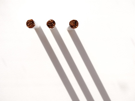 habit: Cigarettes and tobacco products paper nicotine filter habit