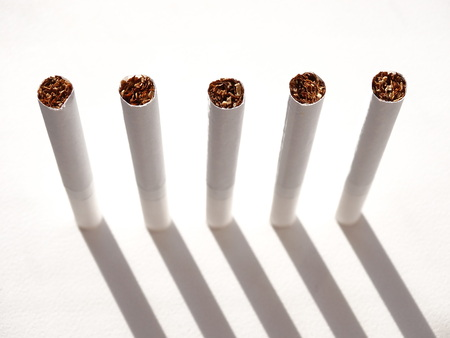 nicotine: Cigarettes and tobacco products paper nicotine filter habit