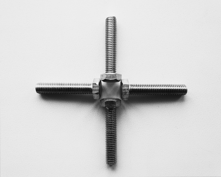 metal monochrome: Tools for mounting repairs screw thread material metal monochrome