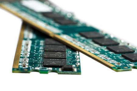 Two ram modules Stock fotó