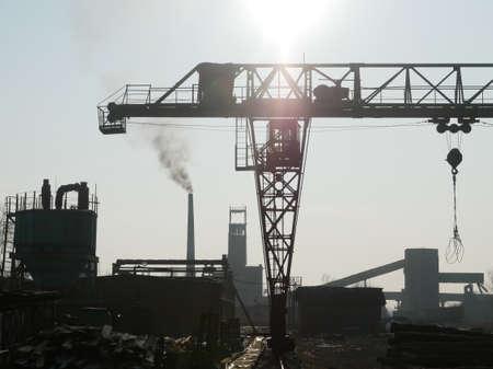 Sawmill industrial machine