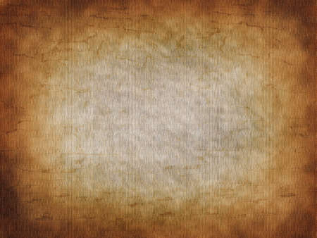 A burnt grunge paper texture background with an Old West feel. Stock Photo