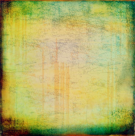 A dark yet colorful grunge texture or background.  High resolution. photo