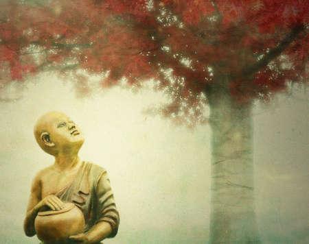 Meditation Buddha design
