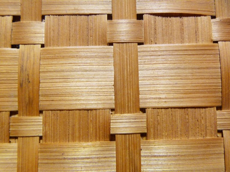 aslant: Wooden background from lead