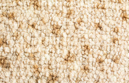 floor covering: Flat background from light artificial hair on floor covering