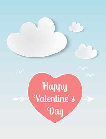 hart: Happy valentines day