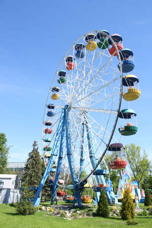 wheel in the park
